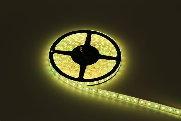 Color Changing 12v 5050 RGB LED Strip White LED Backlight Module